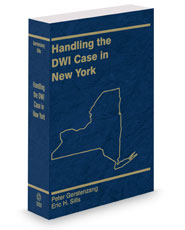 Handling the DWI Case in New York